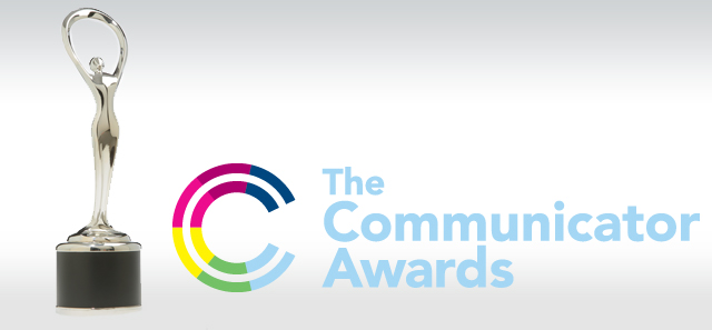 Communicator Awards Logo Trophy
