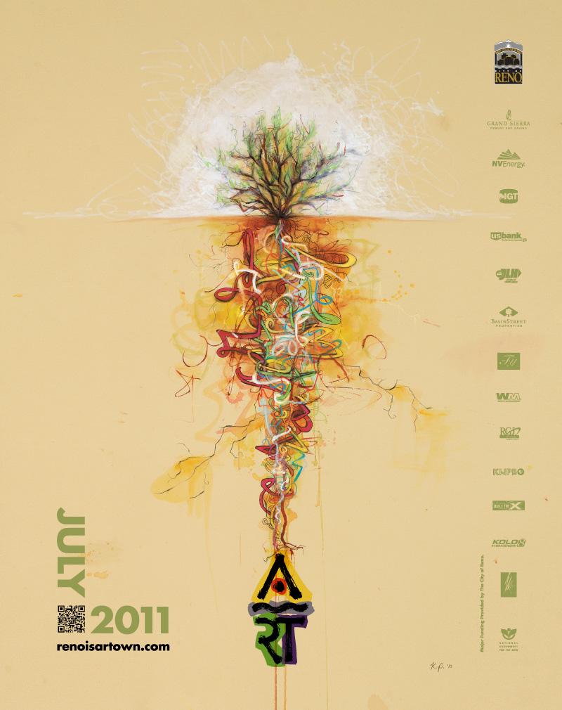 Artown 2011 Poster