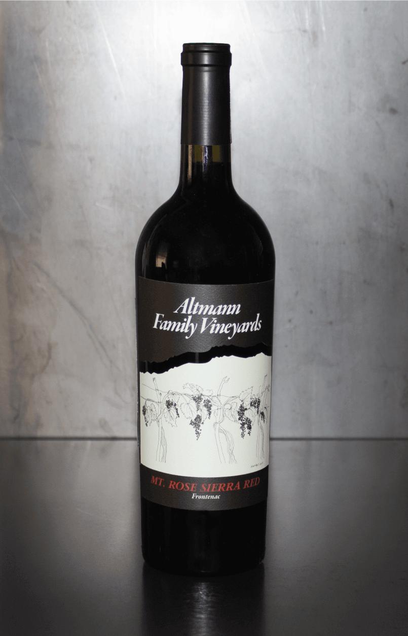 Altmann Wine Bottle