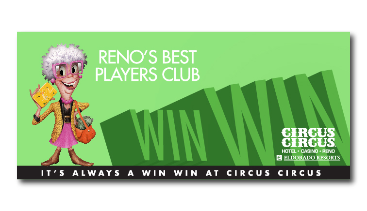 Mavis Outdoor for Circus Circus Reno by STan CAn Design