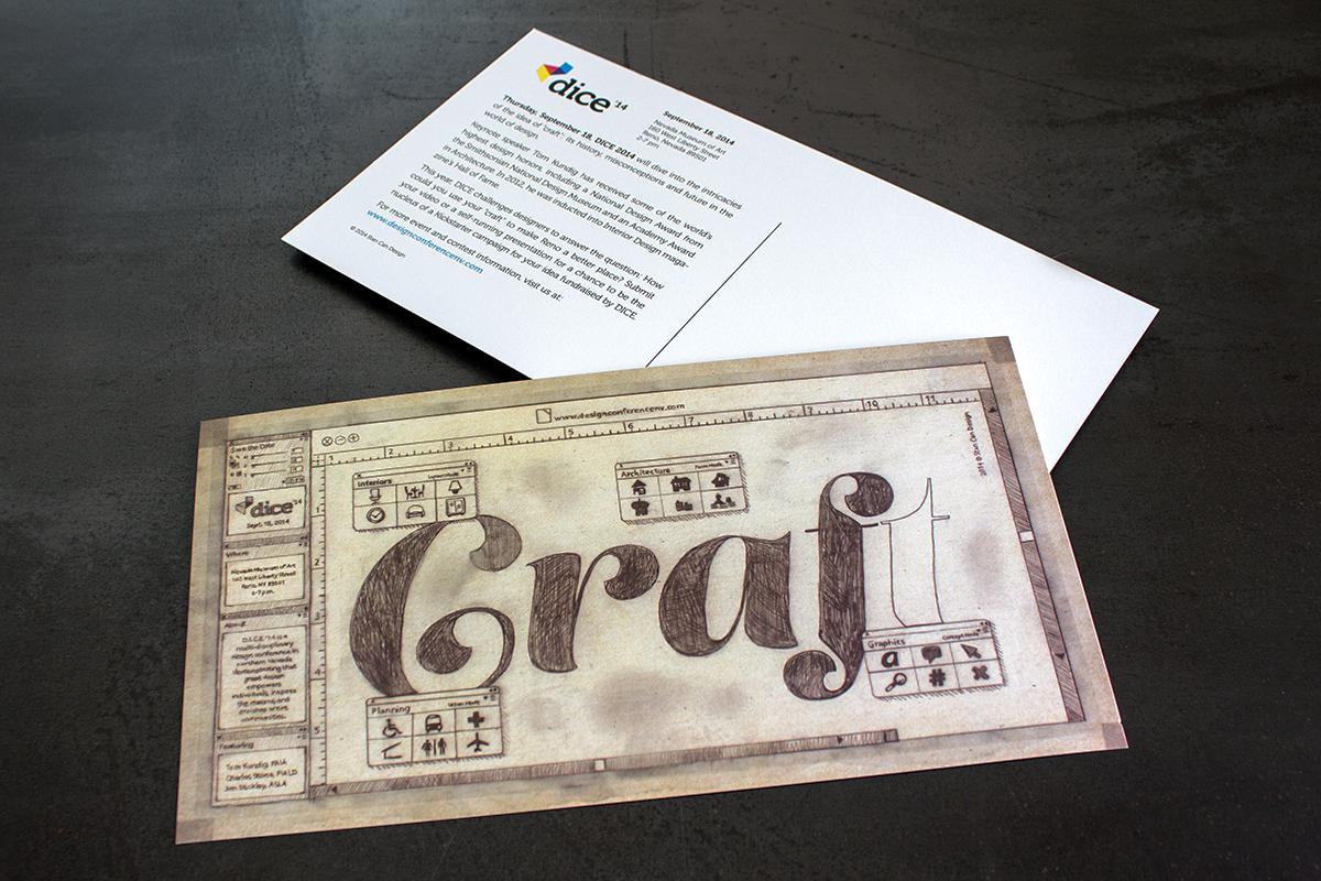 DICE 14 Craft Mailer