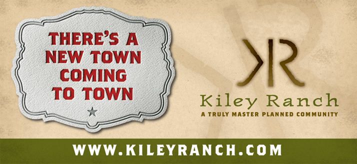 Kiley Ranch Outdoor Ad by Stan Can Design